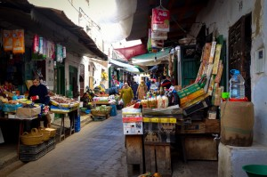You can buy just about anything in the souk